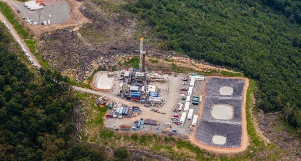 Eastern Panhandle Hydraulic Fracturing Natural Gas